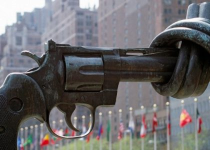 Silencing the Guns